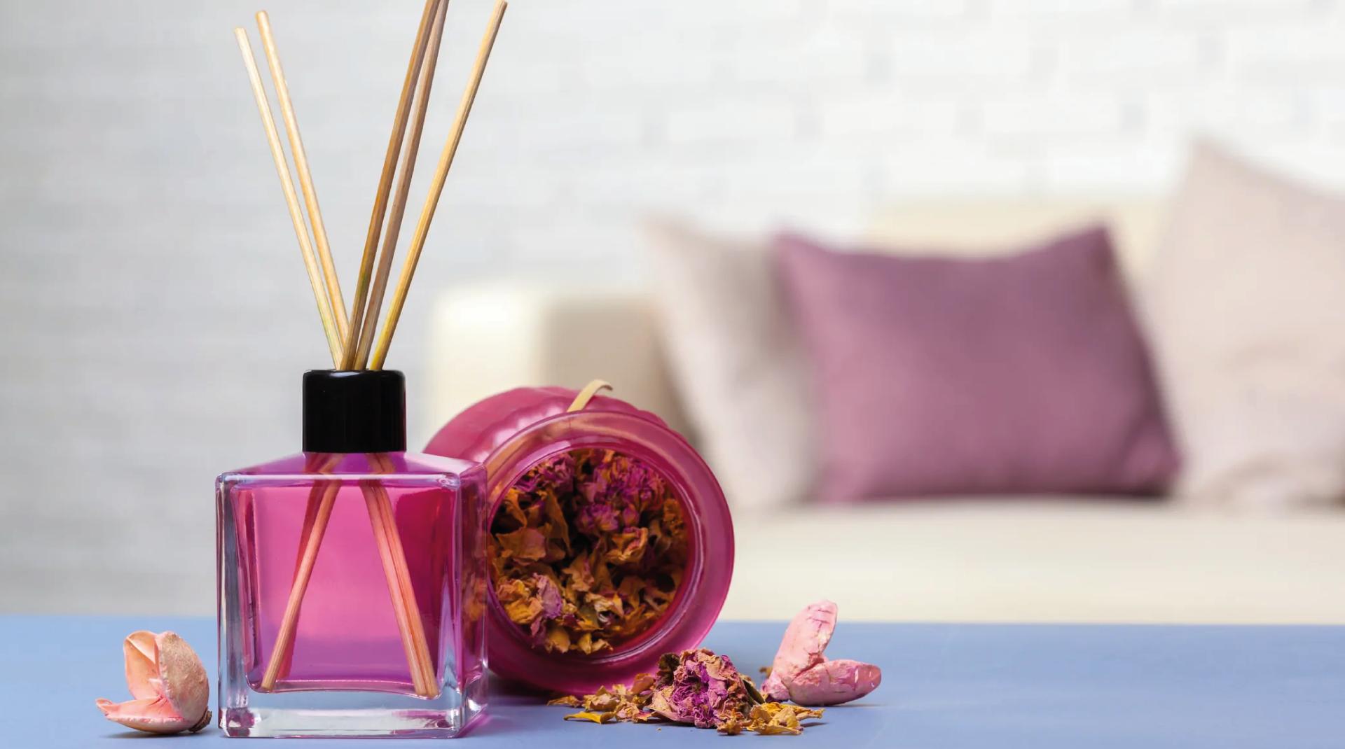 Como aromatizar seu lar?